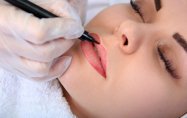 PERMANENT MAKEUP LIP LINER PRICING