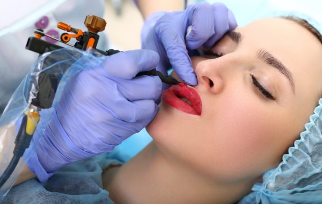 PERMANENT MAKEUP FULL LIP